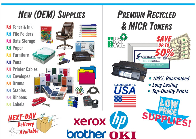 Rhyme : Office Supplies & Premium Recycled & MICR Toners